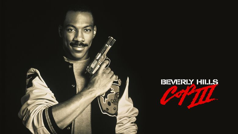 Beverly Hills Cop III movie scenes