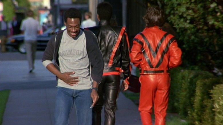 Beverly Hills Cop (franchise) movie scenes