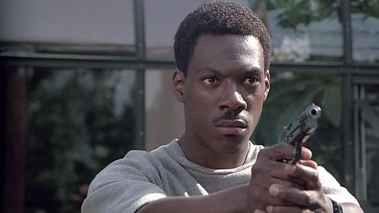 Beverly Hills Cop movie scenes