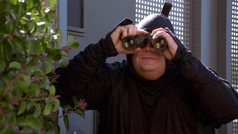 Beverly Hills Ninja movie scenes
