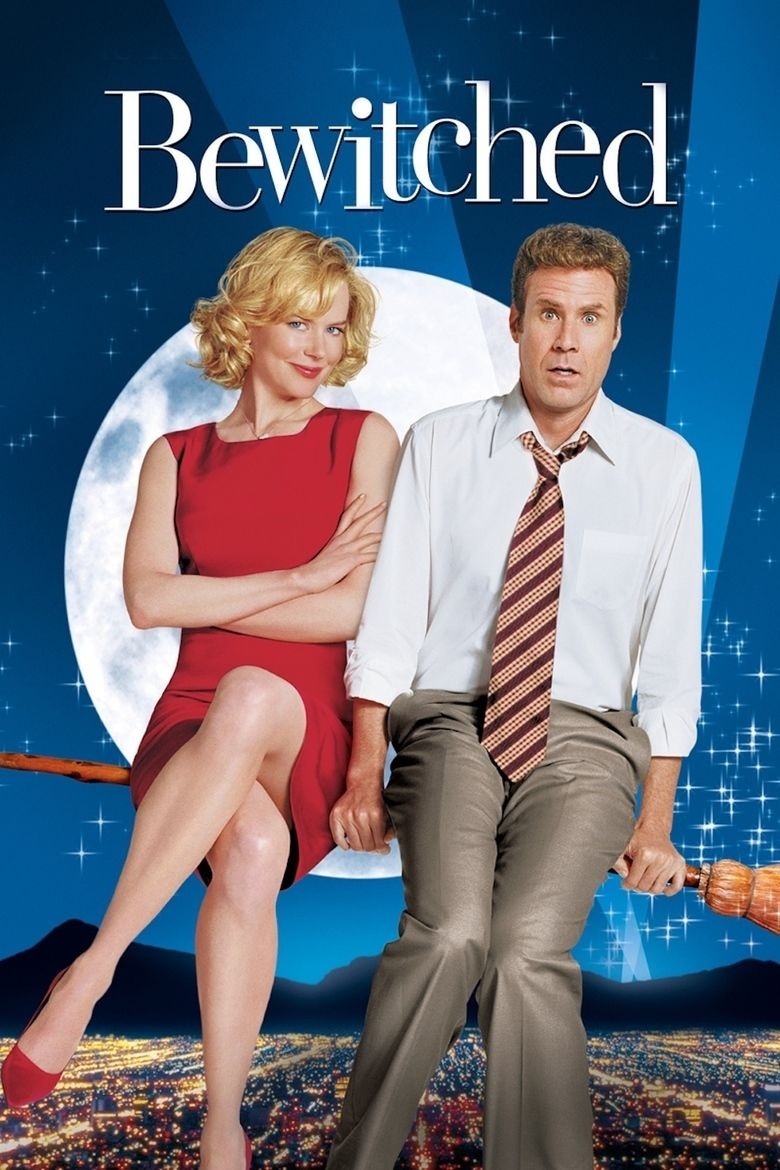 Bewitched (2005 film) movie poster