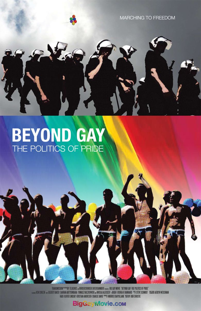 Beyond Gay: The Politics of Pride movie poster