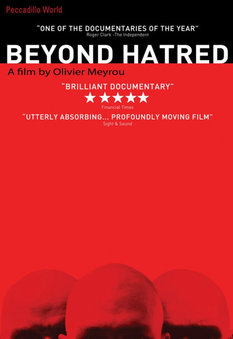 Beyond Hatred movie poster