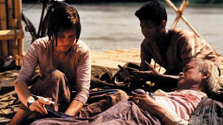 Beyond Rangoon movie scenes