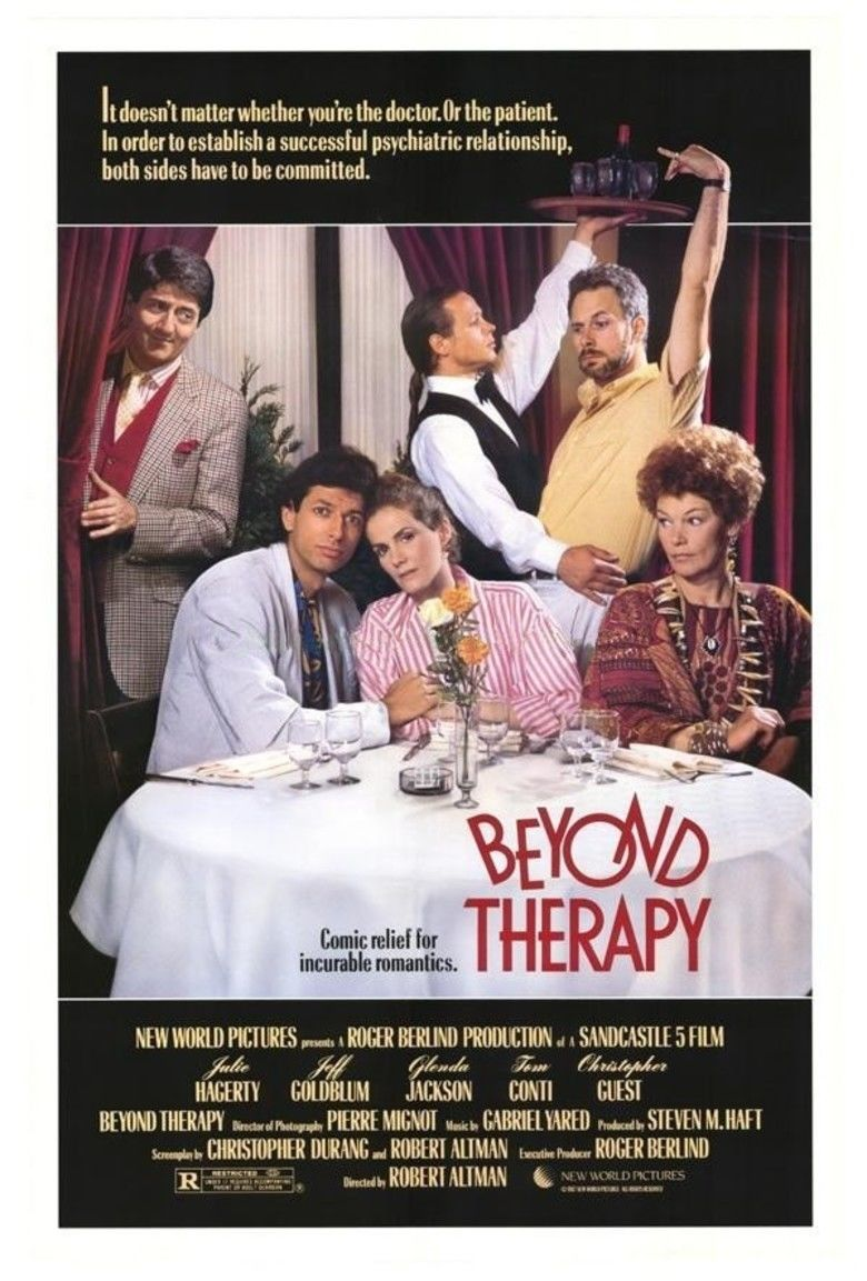 Beyond Therapy (film) movie poster