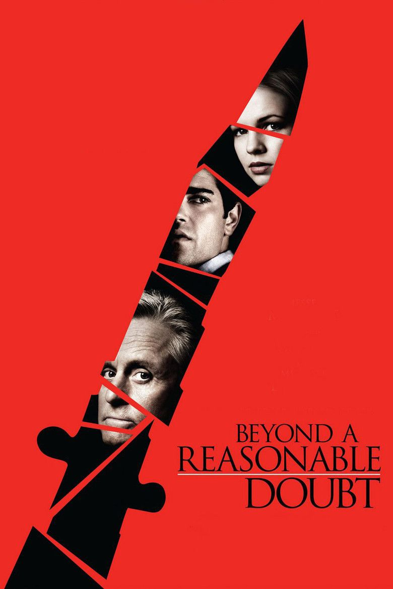 Beyond a Reasonable Doubt (2009 film) movie poster
