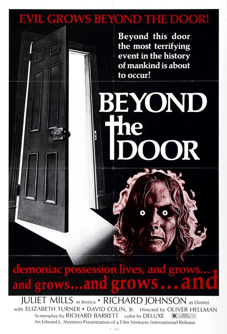 Beyond the Door (1974 film) movie poster