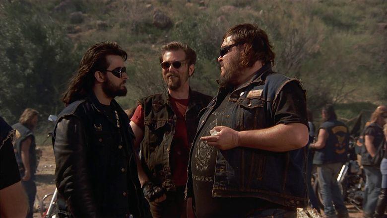 Beyond the Law (1992 film) movie scenes