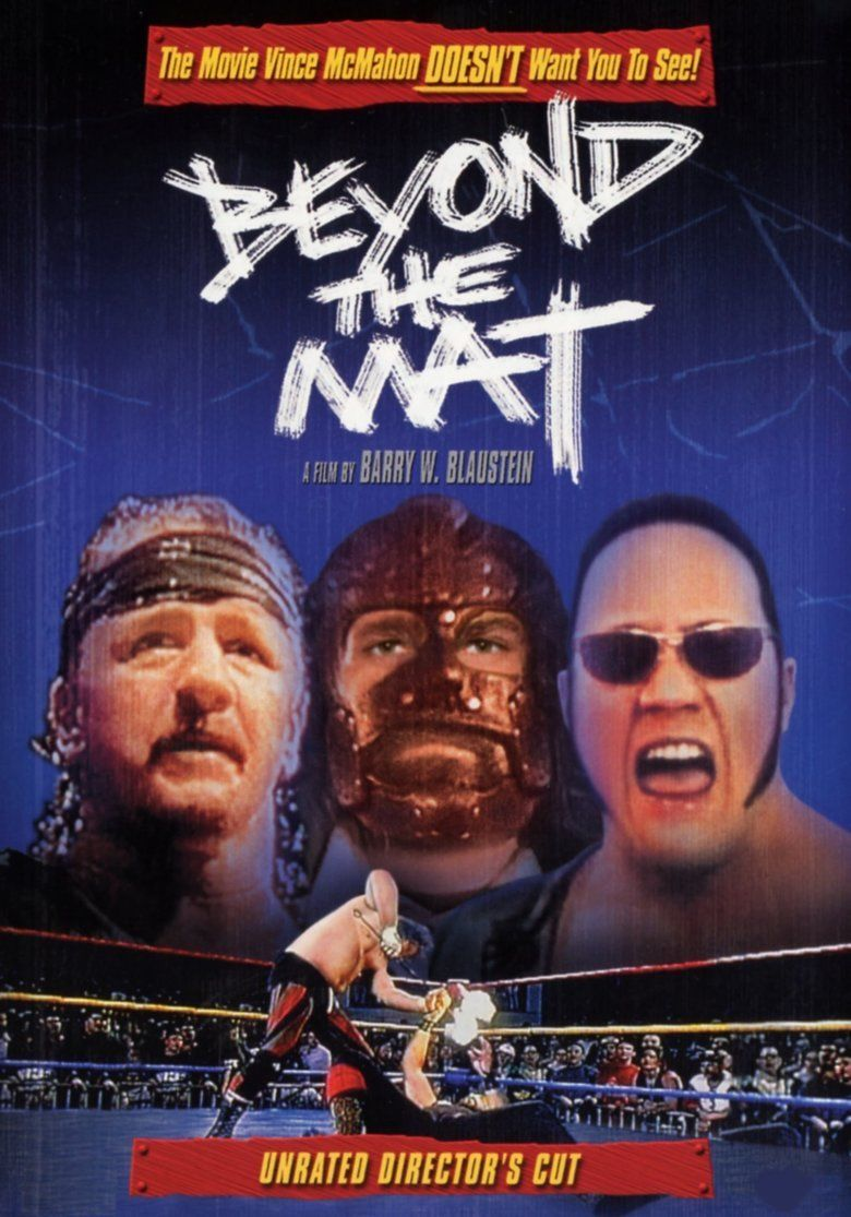 Beyond the Mat movie poster