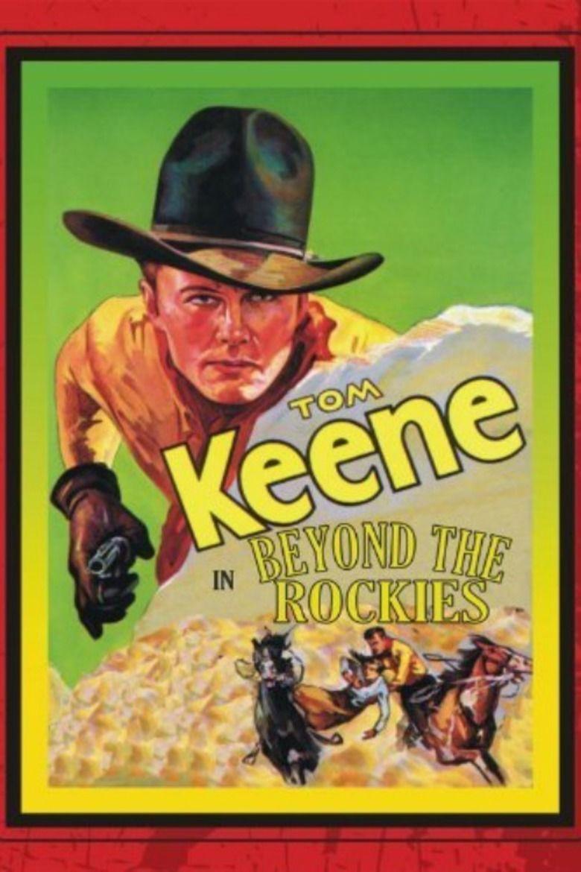 Beyond the Rockies movie poster
