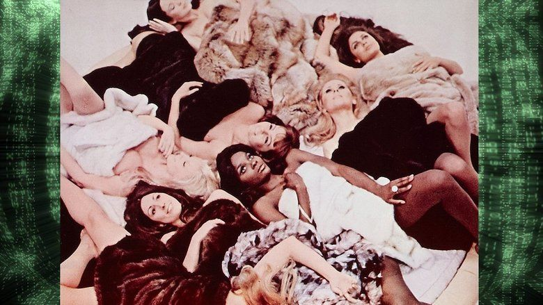 Beyond the Valley of the Dolls movie scenes