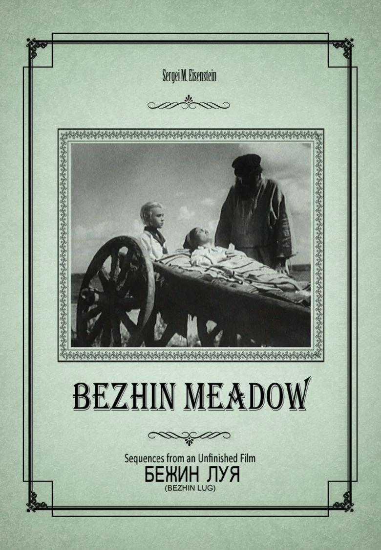 Bezhin Meadow movie poster