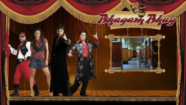 Bhagam Bhag movie scenes