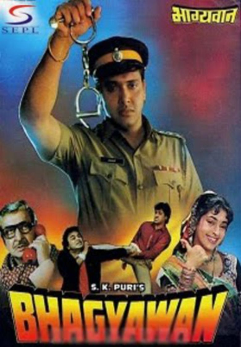 Bhagyawan movie poster