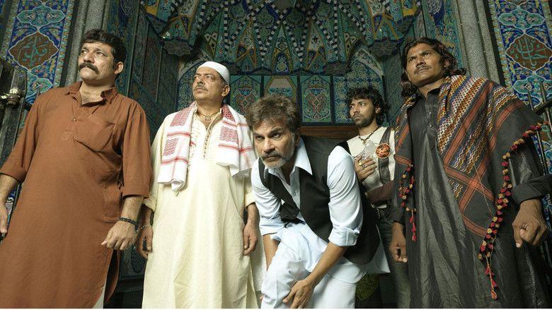 Bhindi Baazaar Inc movie scenes