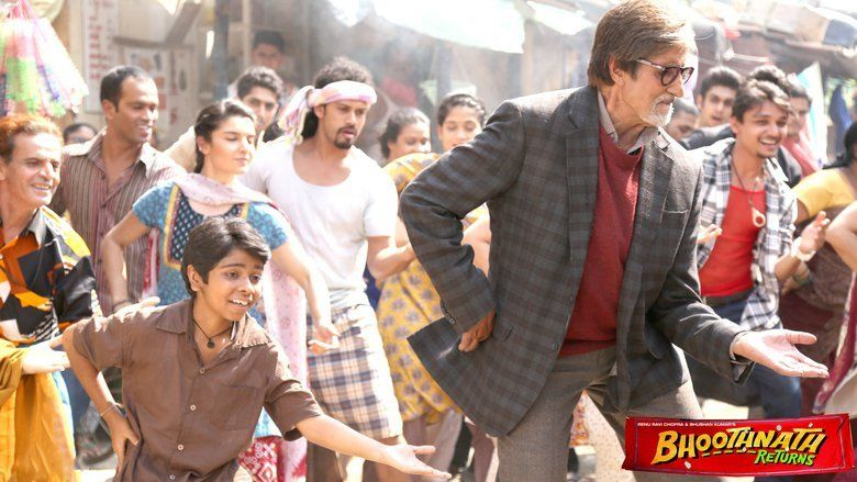 Bhoothnath Returns movie scenes