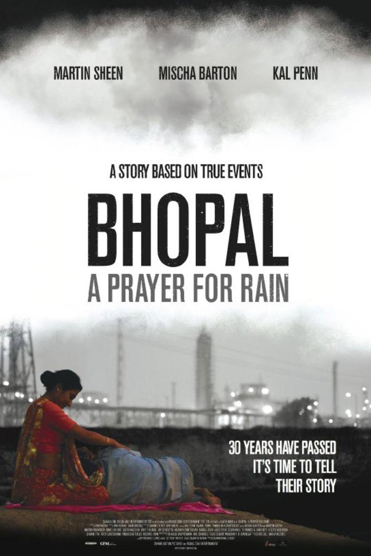 Bhopal: A Prayer for Rain movie poster