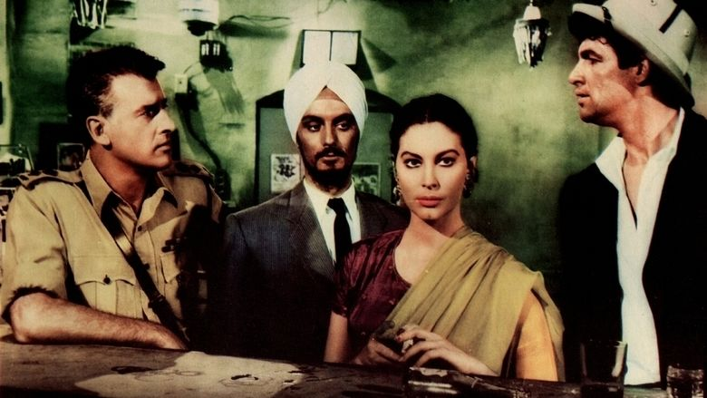 Bhowani Junction (film) movie scenes