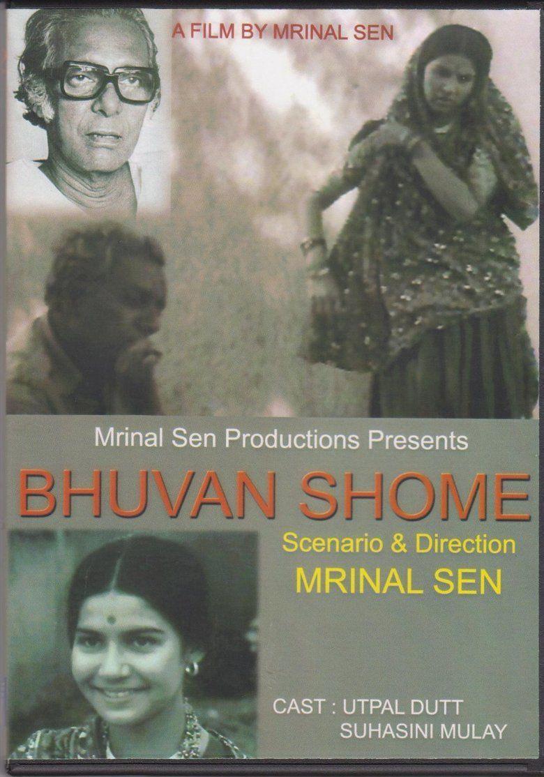 Bhuvan Shome movie poster
