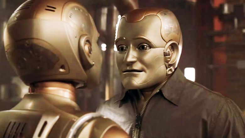 Bicentennial Man (film) movie scenes