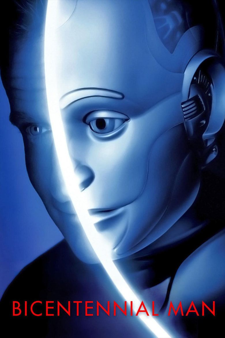 Bicentennial Man (film) movie poster