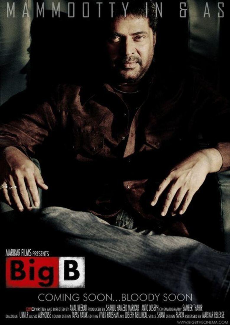 Big B (film) movie poster