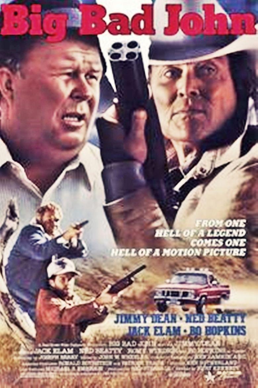 Big Bad John (film) movie poster