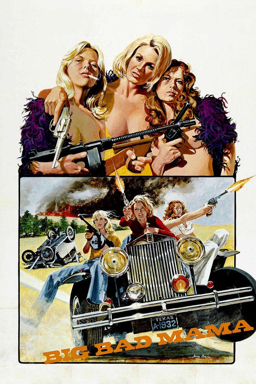 Big Bad Mama movie poster