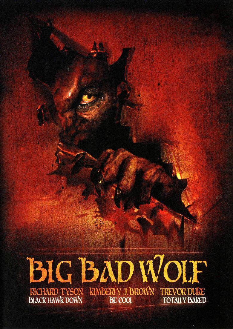 big bad wolf movie poster - photo #10