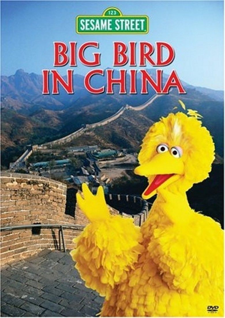 Big Bird in China movie poster