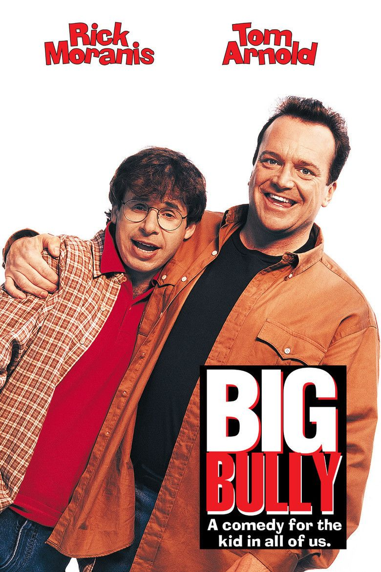 Big Bully (film) movie poster