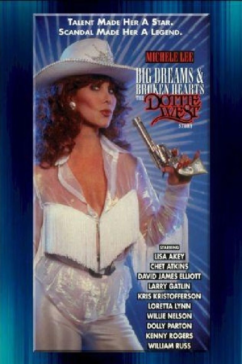 Big Dreams and Broken Hearts: The Dottie West Story movie poster