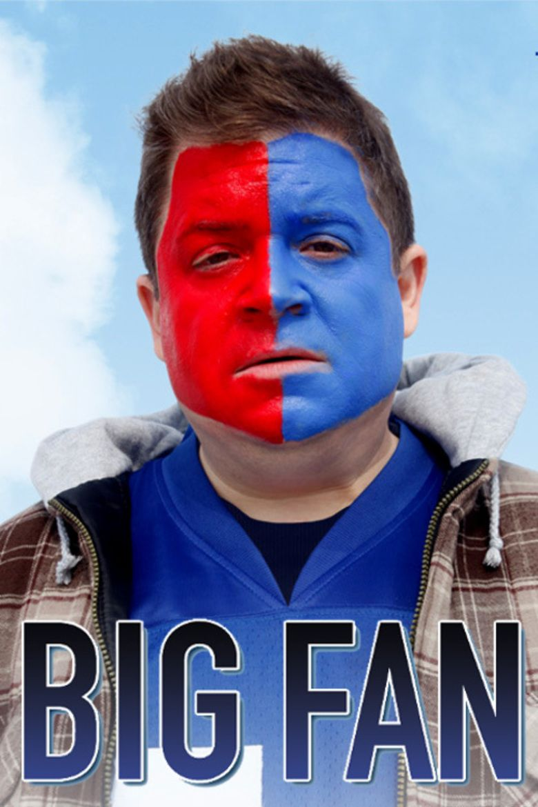 Big Fan movie poster