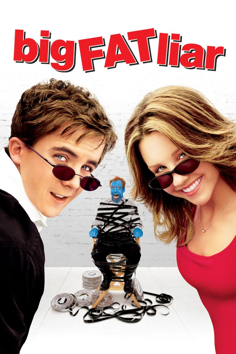 Big Fat Liar movie poster