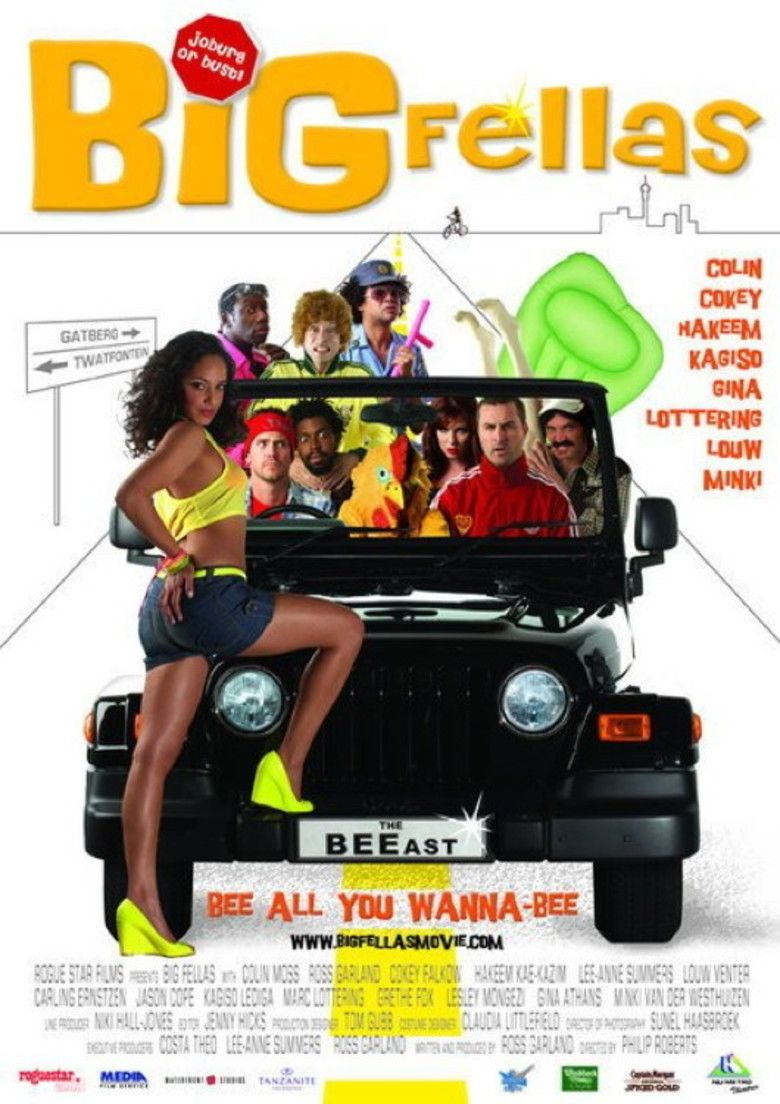 Big Fellas movie poster