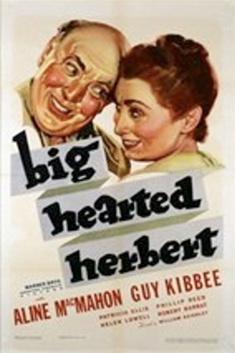 Big Hearted Herbert movie poster
