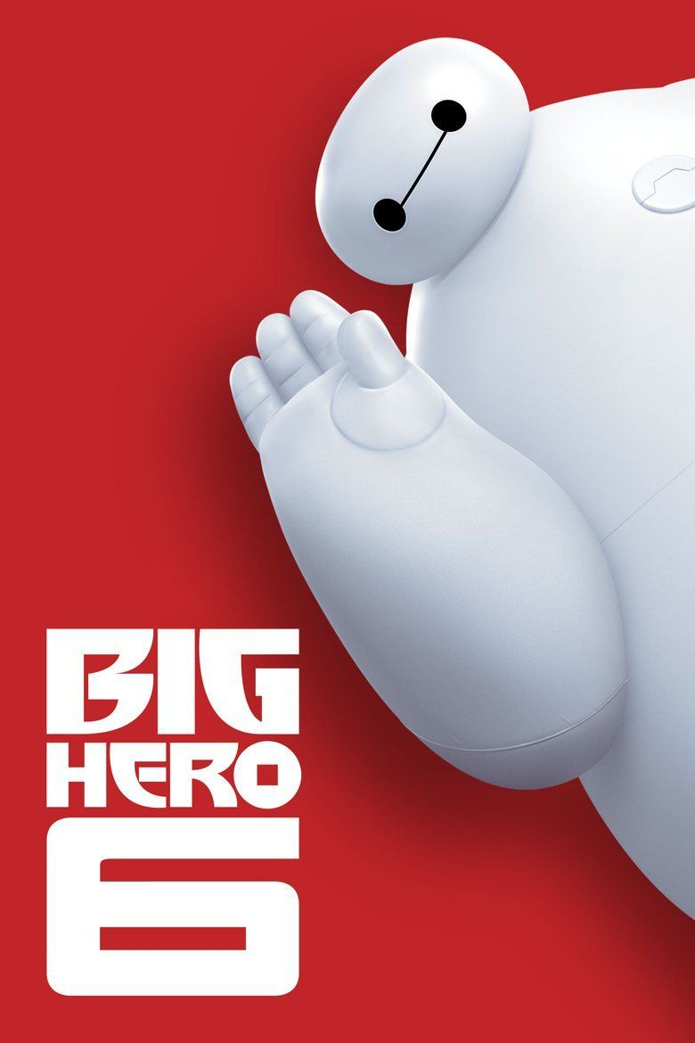 Big Hero 6 (film) movie poster