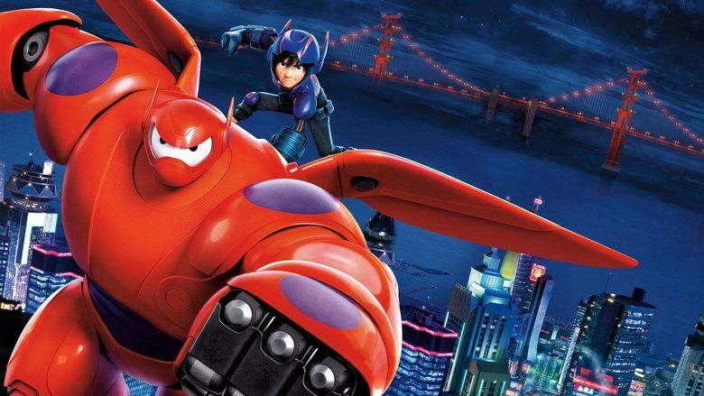 Big Hero 6 (film) movie scenes