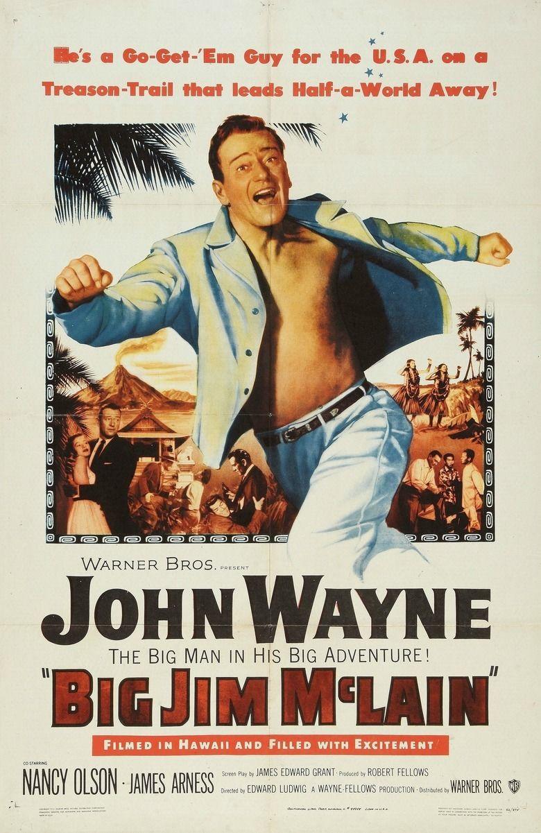 Big Jim McLain movie poster