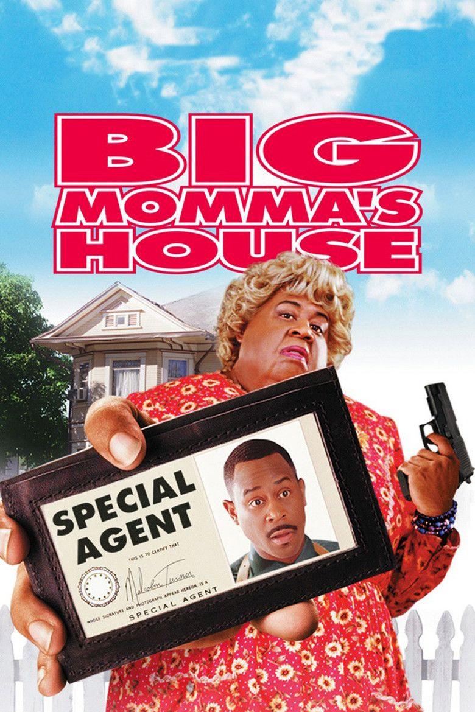 Big Mommas House movie poster