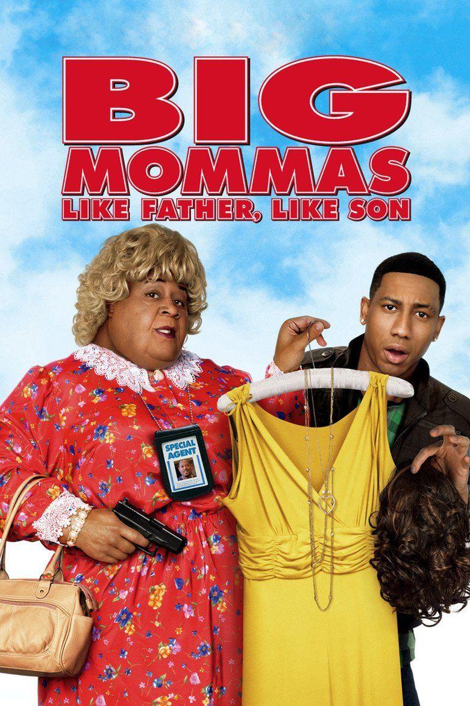Big Mommas: Like Father, Like Son movie poster