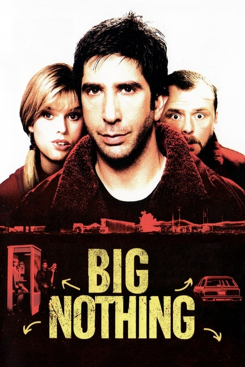 Big Nothing movie poster