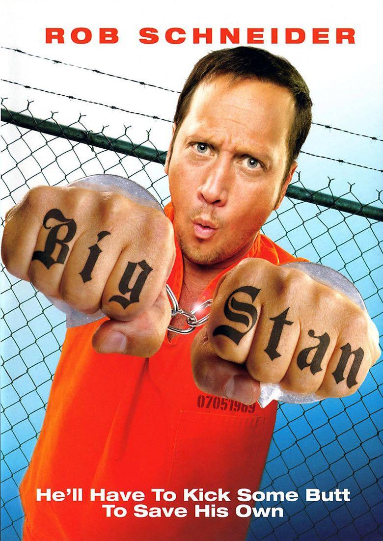 Big Stan movie poster