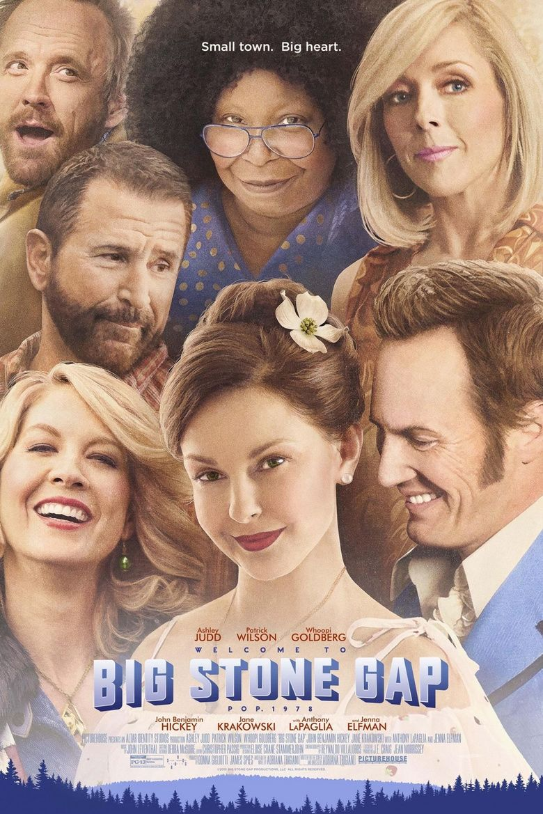 Big Stone Gap (film) movie poster