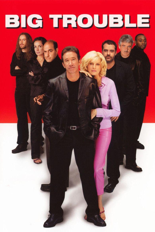 Big Trouble (2002 film) movie poster