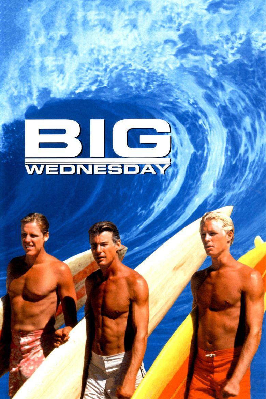 Big Wednesday movie poster