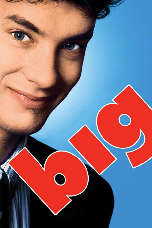 Big (film) movie poster