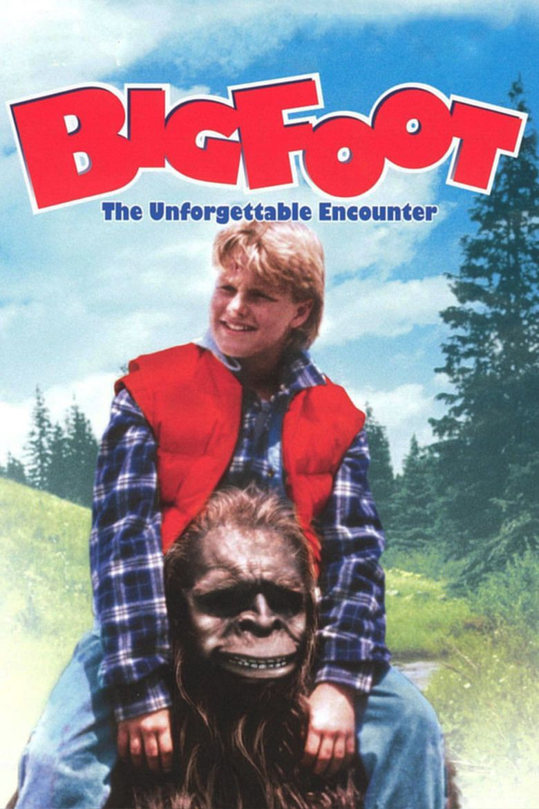 Bigfoot: The Unforgettable Encounter movie poster