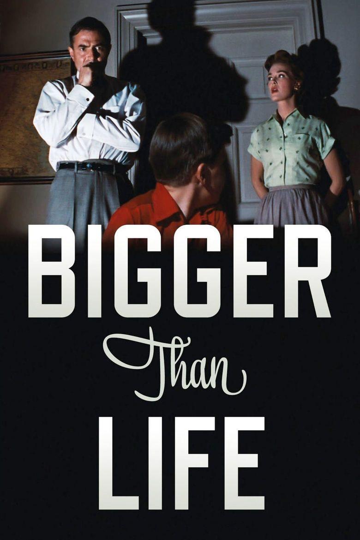 Bigger Than Life movie poster