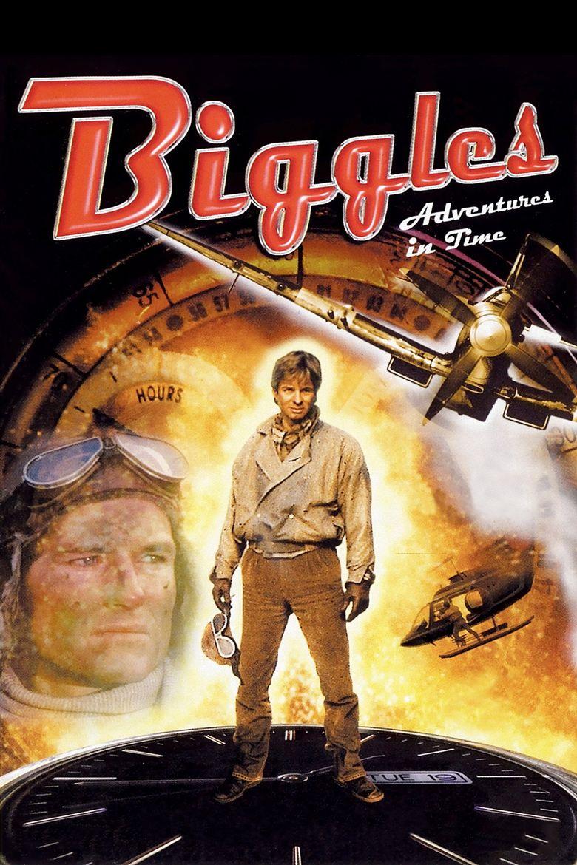 Biggles (film) movie poster